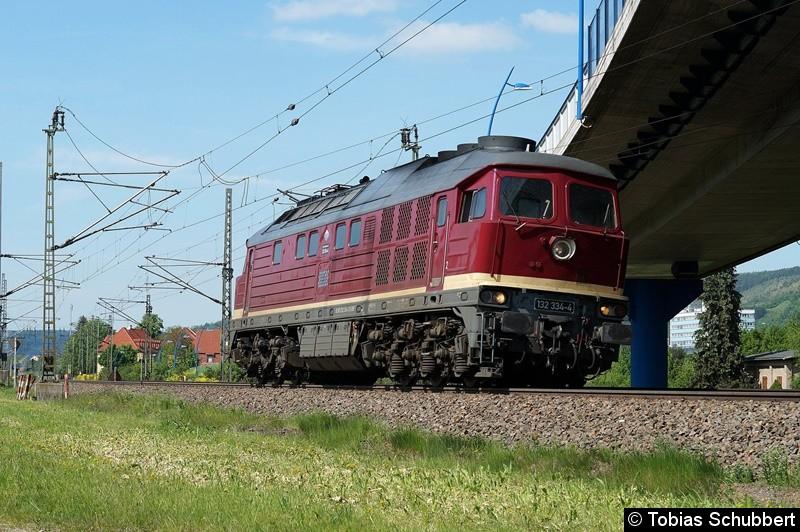 BR 132 334-4 bei Jena Göschwitz